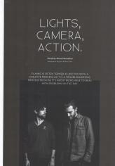 Lights, Camera, Action 1/2