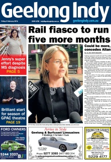 Rail fiasco to run five more months