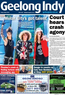 Court hears agony crash