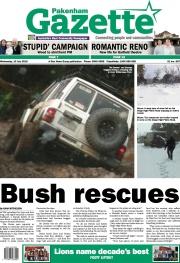 Bush rescues