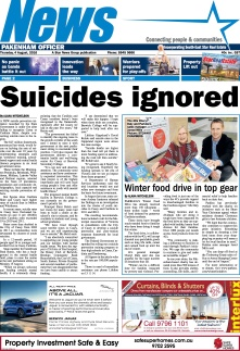 Suicides ignored